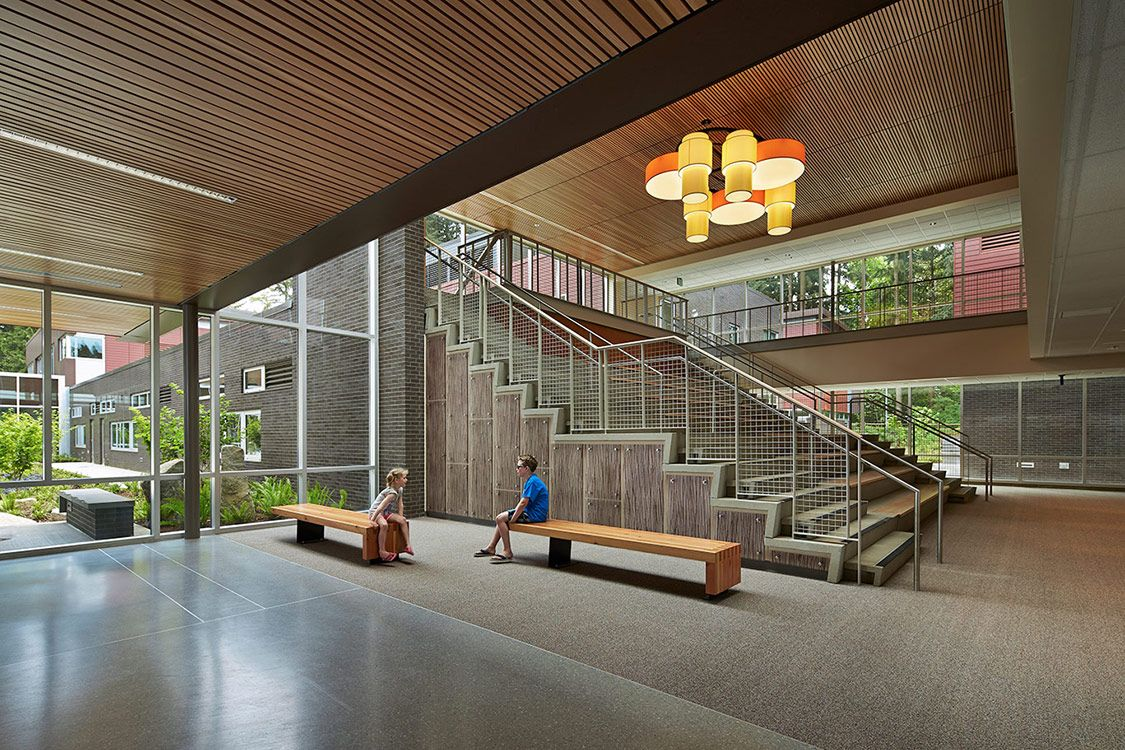 Cherry crest elementary school bellevue school district - Interior design school los angeles ...