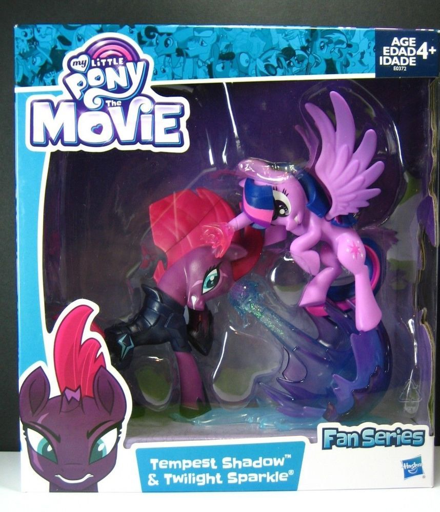 Vinyl My Little Pony Movie Tempest Shadow US Exclusive Pop
