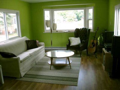 Great Canadian Single Wide Mobile Home Interior