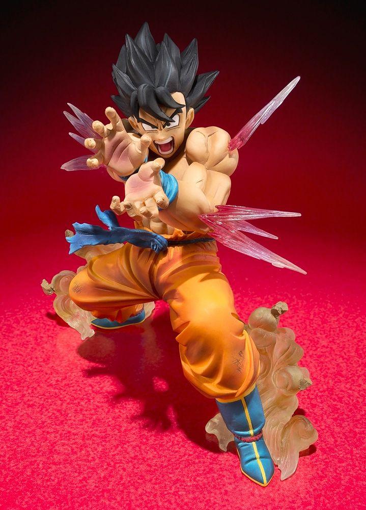 Dragon Ball Z Figuarts Zero Son Goku Kamehameha Ver Tamashii Web Edicion Limitada Septiembre De 2015 Figuras De Anime Figuras De Goku Dragones