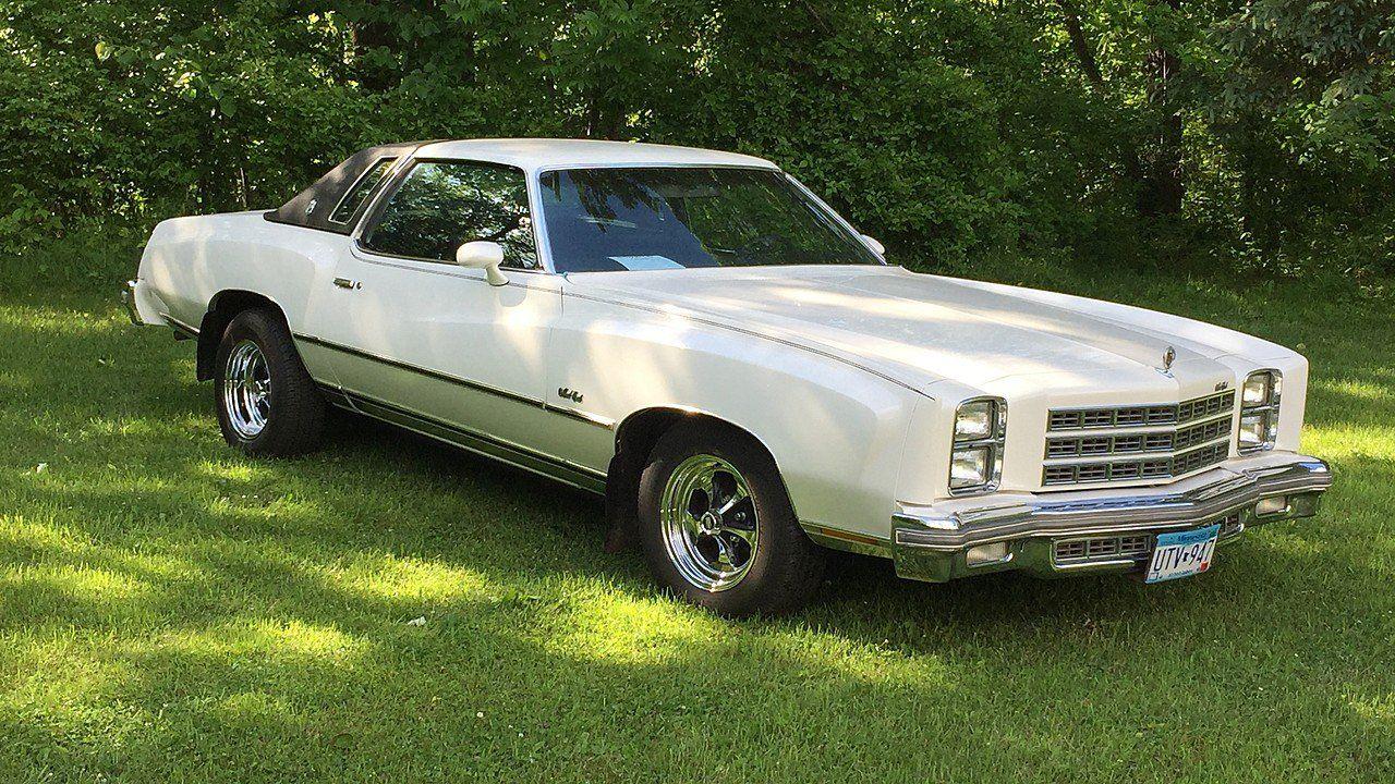 1977 Chevrolet Monte Carlo for sale near Hinckley, Minnesota 55037 ...