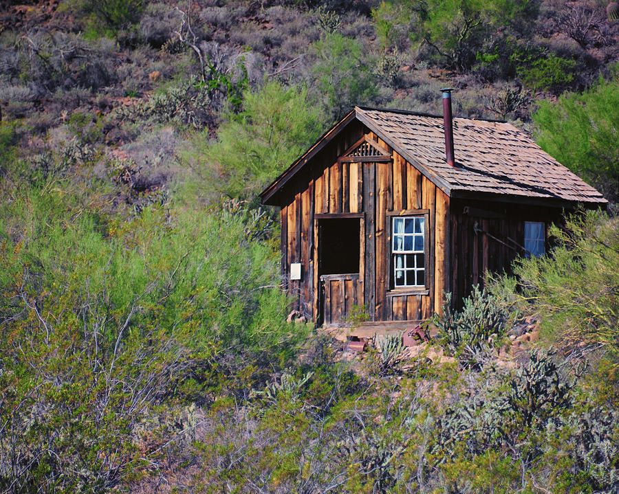 The Old Miner S Cabin Run For Your Life Cabin Old