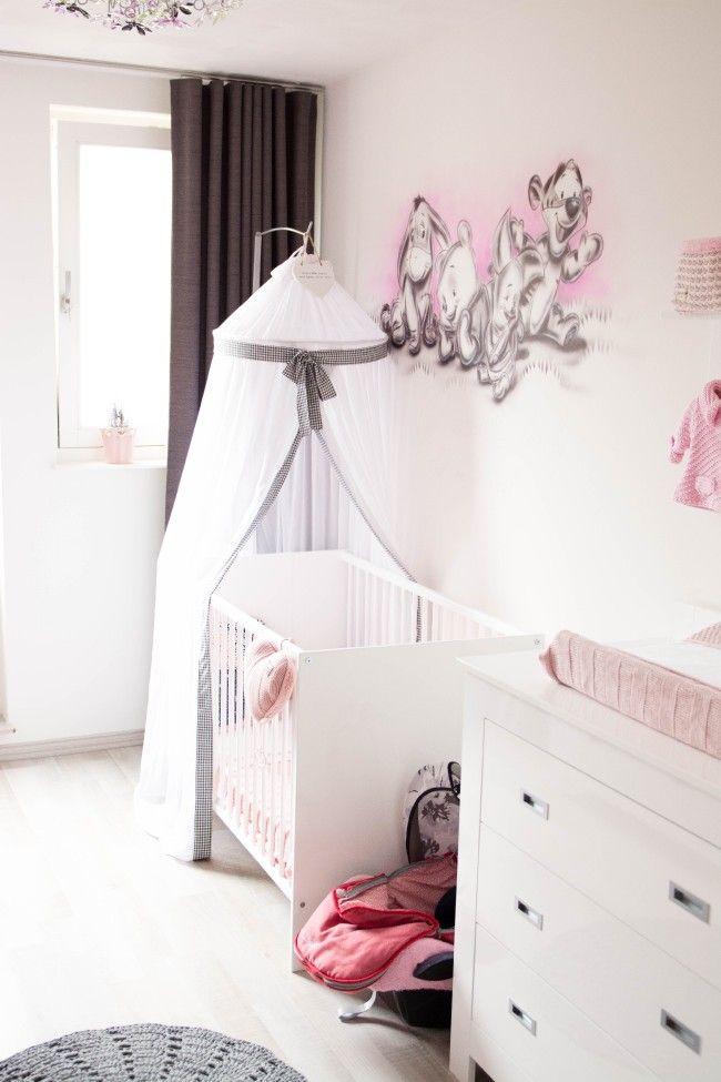 cbd67dbf80f Inspiratie: babykamer voor meisjes | Mammiemammie | Babykamer ...
