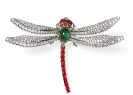 Cartier dragonfly pin