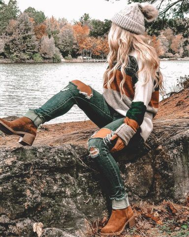 Photo of 101 Simple Fall Outfit Ideas You'll Love » Lady Decluttered