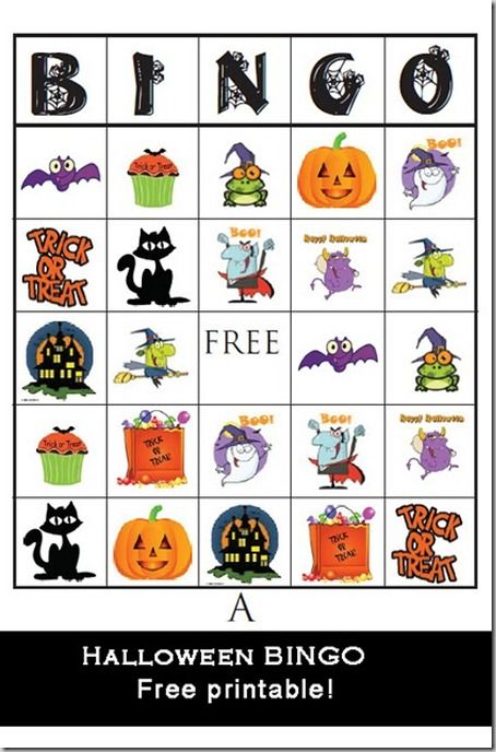 photo relating to Halloween Printable Games known as Beautiful Summer months Wreaths Crafts Halloween bingo, Halloween