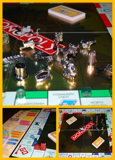 70th Anniversary Monopoly Special Edition