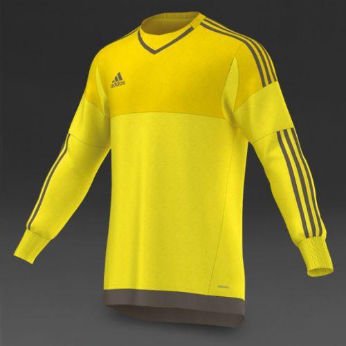 e6af9d3bb9e 35  Adidas-Men-Football-Goalkeeper-Jersey-Adizero-Soccer-Top-Yellow-S17938- Sz-S-4  Adidas  Men  Football  Soccer  Adizero  Top  Jersey  Goalkeeper   Yellow