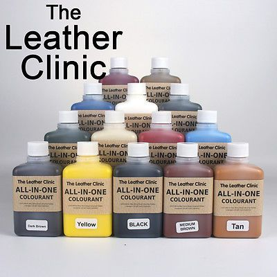 125ml All In One Leather Colourant. Easy To Use. / Dye ...