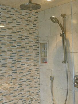 The Handheld Is Hansgrohe Aktiva And Shower Head 10 Inch Raindance