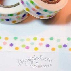 Washi tape - papirgleder.no