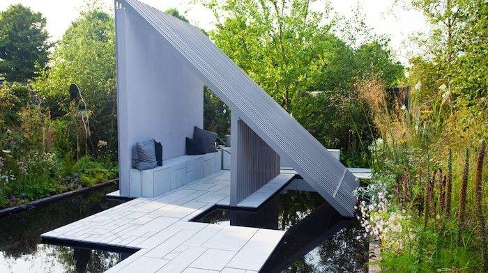 Le top des ABRIS de Jardin – 45 idées design   Gardens