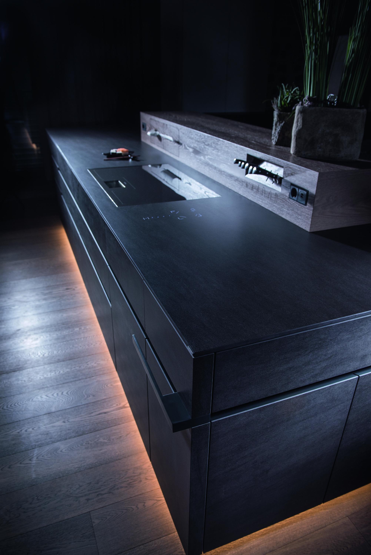Küche In Schwarz: Matt Oder Hochglanz? Was Ist Besser?   Küchenfinder  Magazin