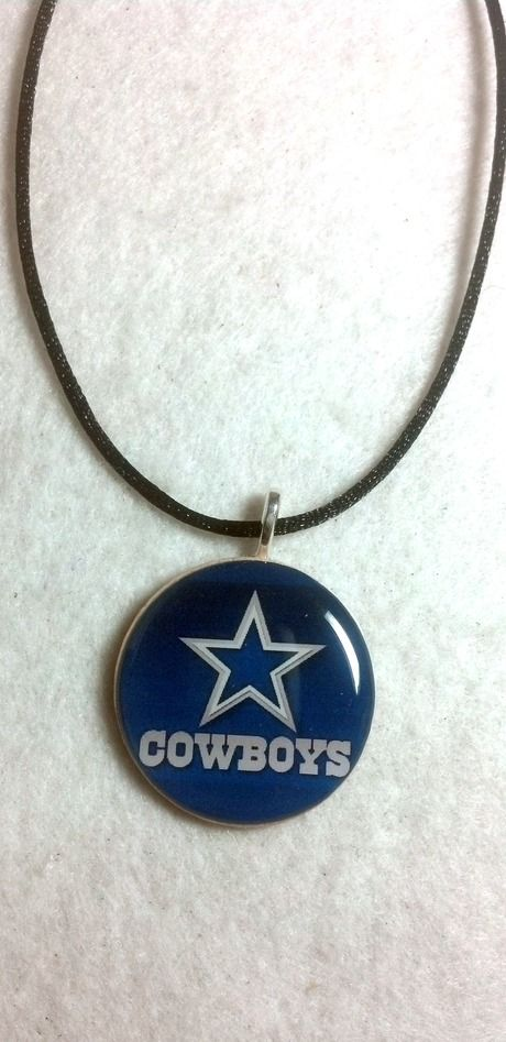 Dallas cowboys photo pendant necklace jewelry 1100 my dallas dallas cowboys photo pendant necklace jewelry 1100 aloadofball