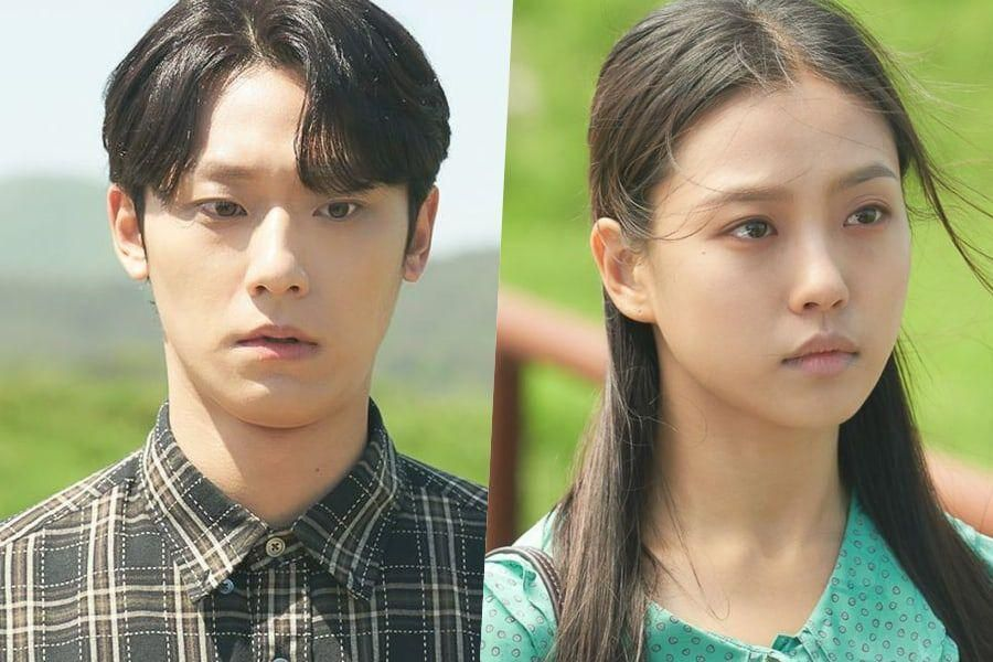 """Lee Do Hyun Is Confused By Go Min Si's Sudden Change Of Heart In """"Youth Of May"""""""