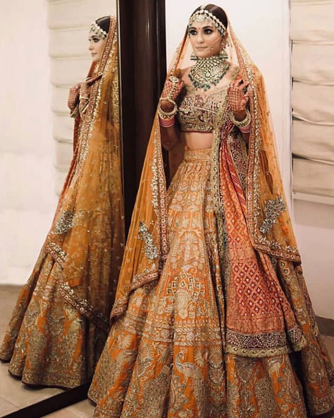Fresh and Some Trendy Bridal Lehenga Ideas for this summer