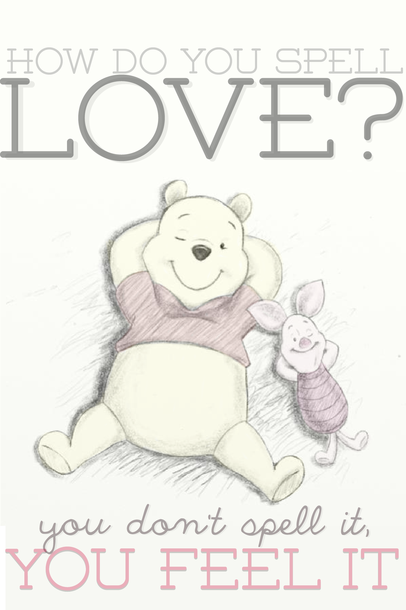 piglet and pooh relationship test