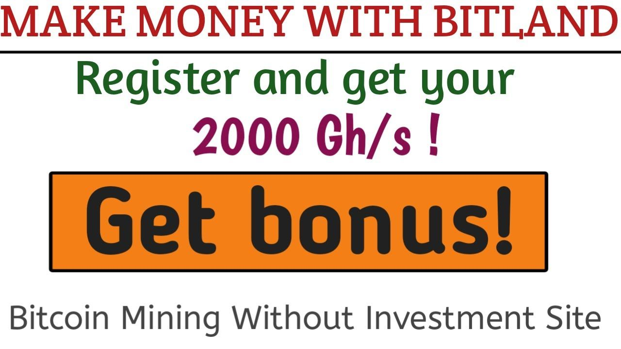 New Free Bitcoin Mining Site Without Investment Live Withdraw Proof Get Cloud Mining Bitcoin Free Bitcoin Mining