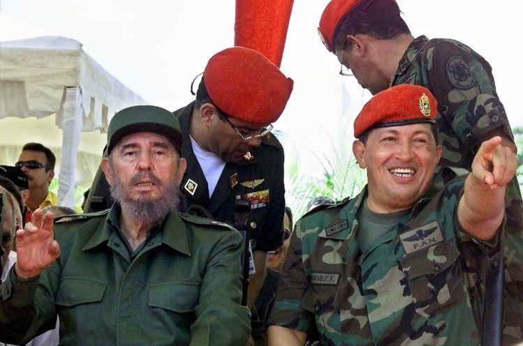 Fidel Sobre Chávez Morreu O Melhor Amigo Que O Povo Cubano Teve Avec Images Président