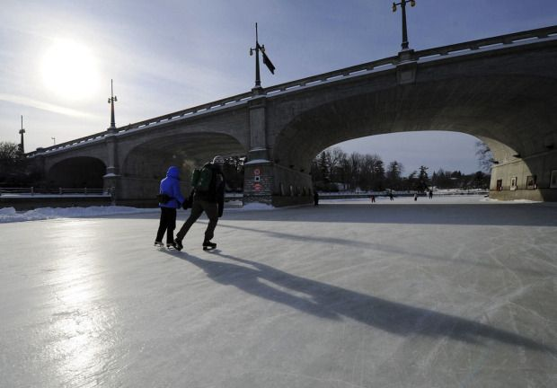 Rideau Canal opens for skating season