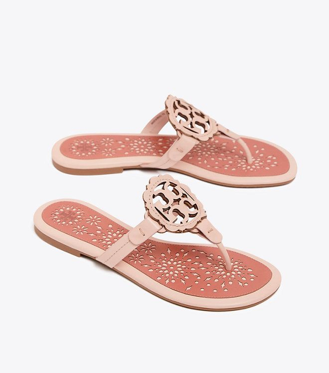 bb1f8e15463f Visit Tory Burch to shop for Miller Scallop Sandal