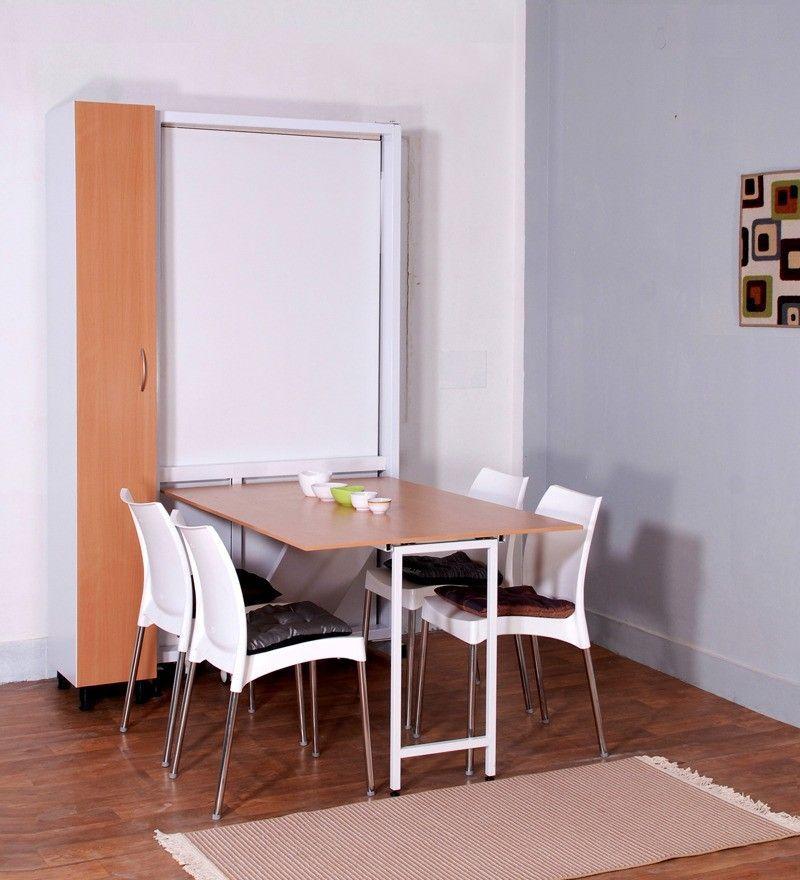 Table Gain De Place à Montage Mural Manger Rabattable