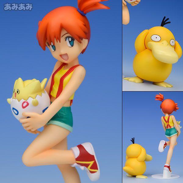 Amiami Character Hobby Shop G E M Series Pokemon Misty