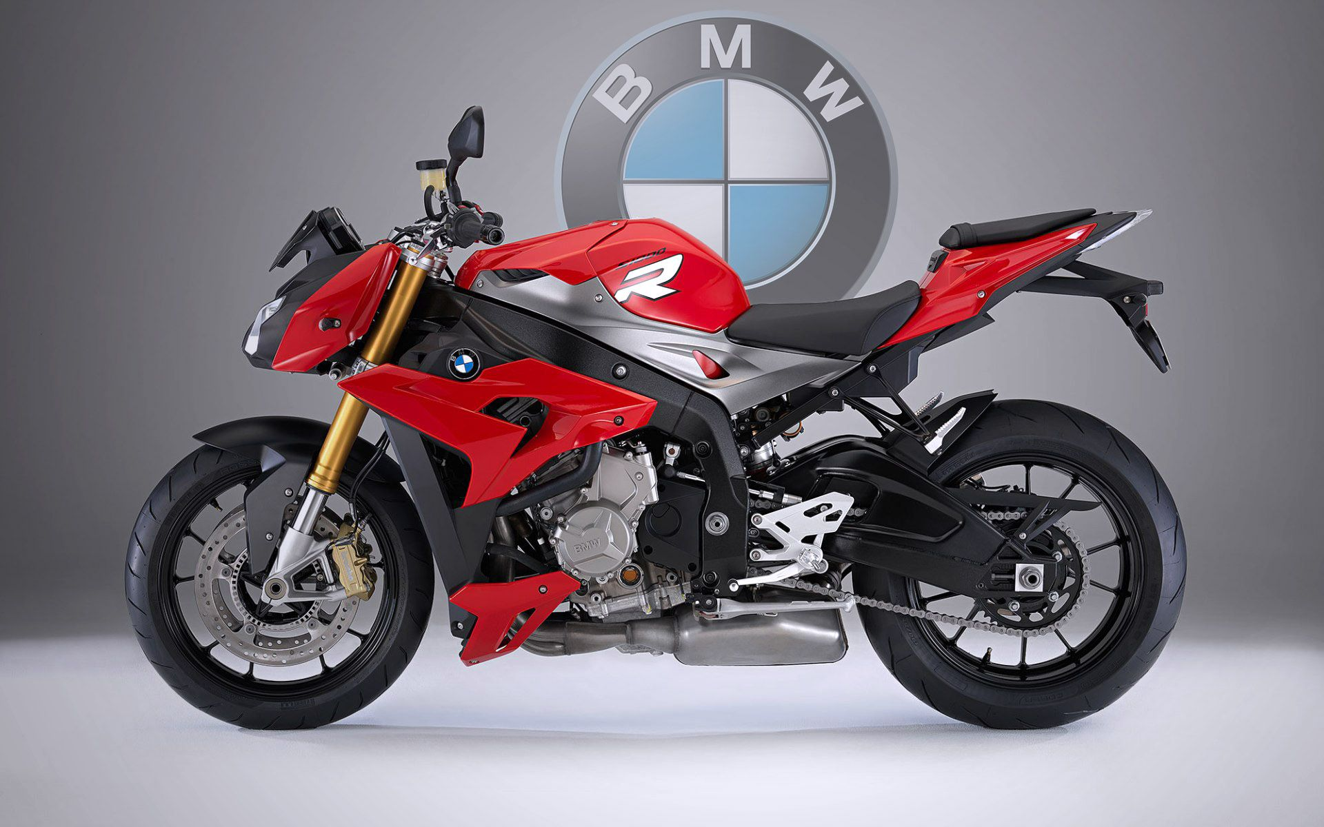 BMW S1000R 2015 Red Moto HD Wallpaper Bmw motorcycles