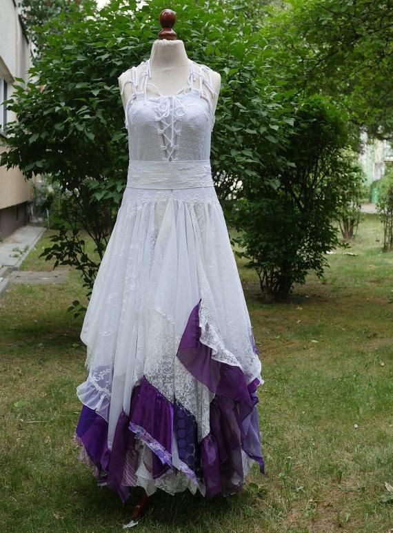 Dress Funky Upcycled Clothing Dress Upcycled Woman's