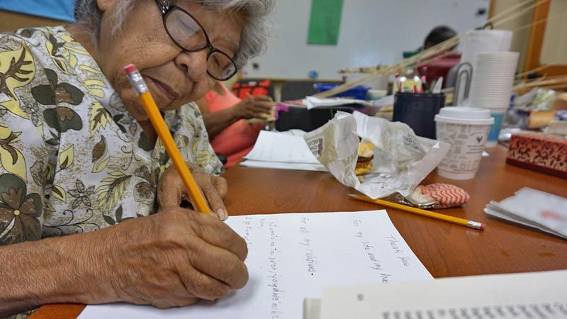 The last fluent speaker of the Wukchumni language hasn't stopped working to keep her language alive.