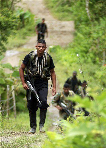 Guevarista Revolutionary Army -  Colombia