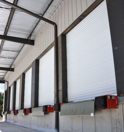 Roll Up Doors Are Designed To Give Your Building The Maximum Usable Space  Available. The