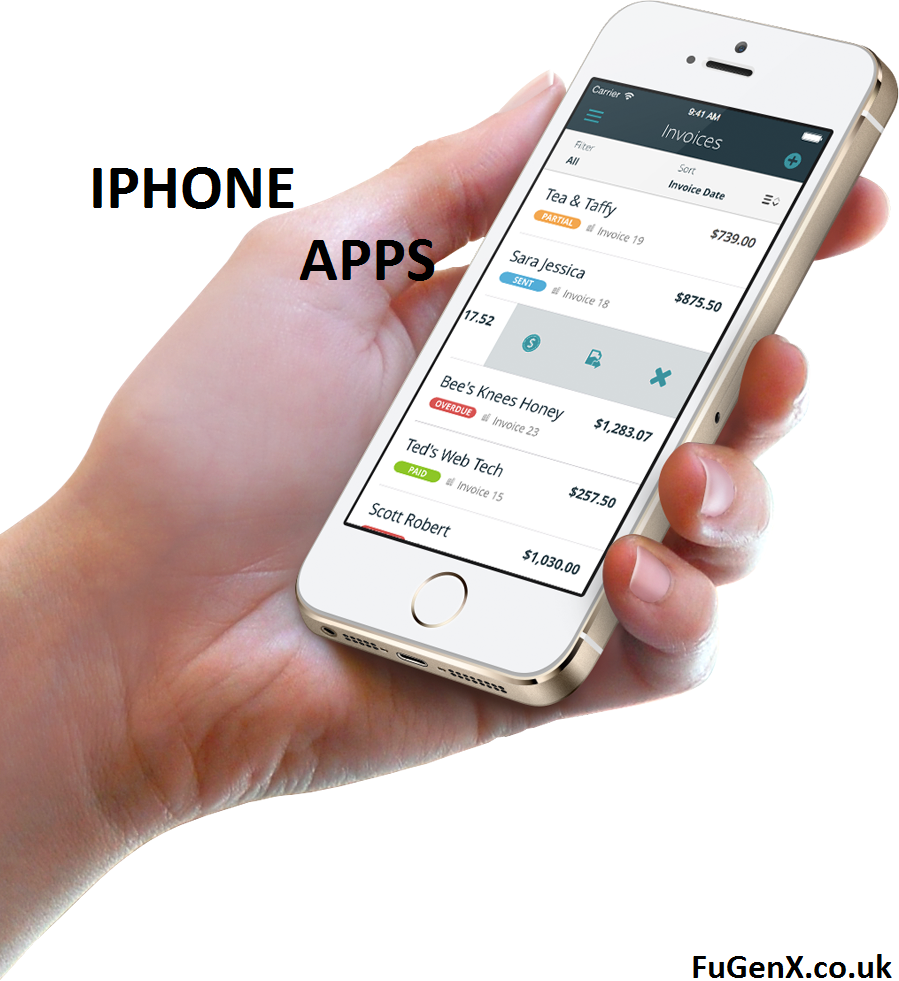 We Are Developed Useful Iphone Apps In All Over The Country We Are - Ios invoice app