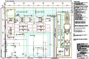 gymnastic training facility layout and design  gymnastics