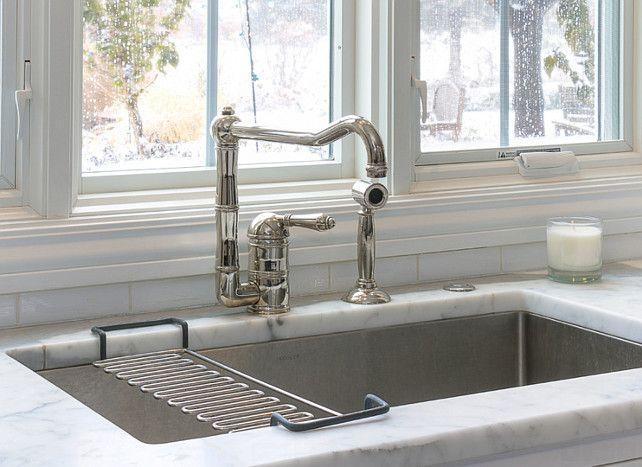 Find This Pin And More On Kitchen Ideas By Debiashelton Awesome Perfect Rohl Country Faucet