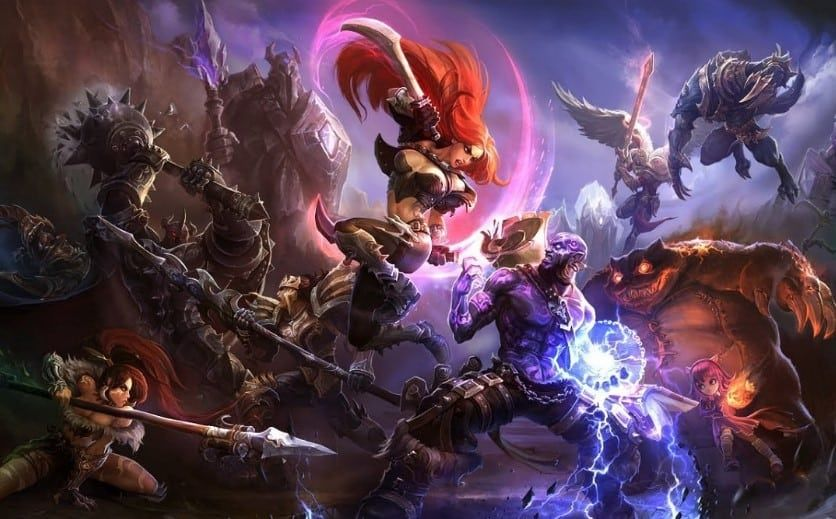League Of Legends Wild Rift Mobile Release Date Gameplay Platforms And Requirements In 2020 League Of Legends Game League Of Legends League Of Legends Characters