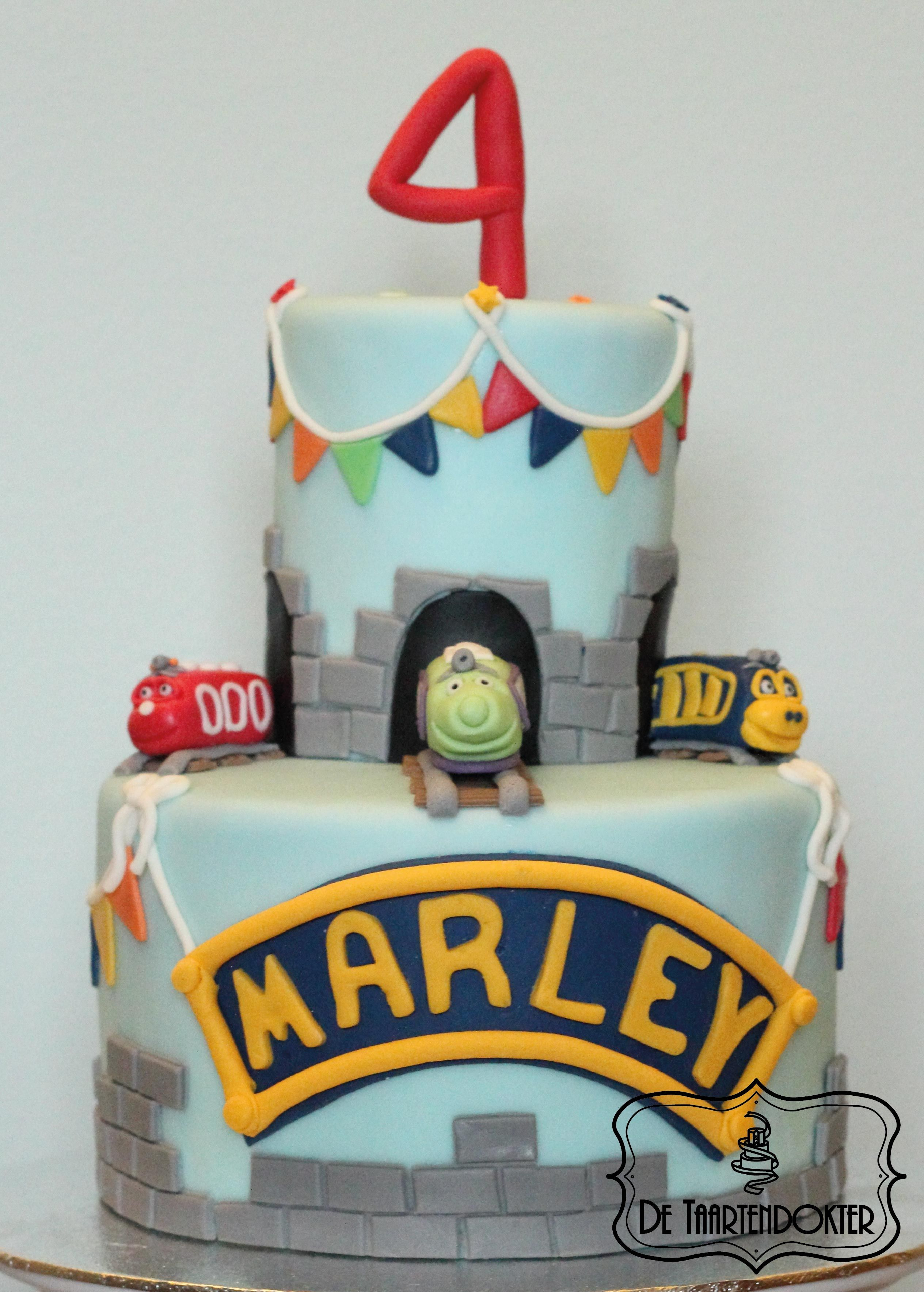 Chuggington Cake De Taartendokter The Cake Doctor Pinterest - Chuggington birthday cake