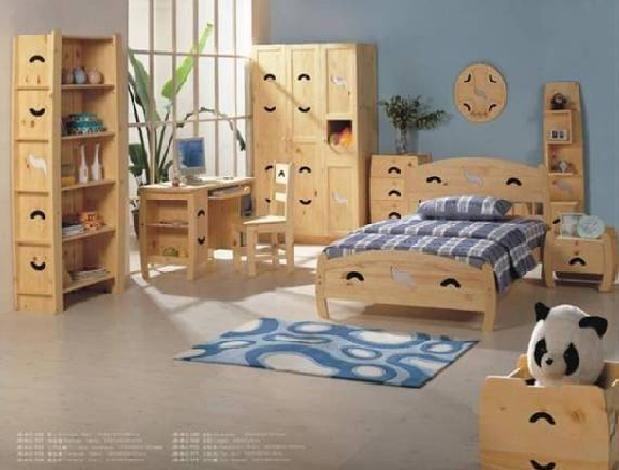 Children bedroom sets pics | Children's Bedroom Furniture Set - China Children's Bedroom Furniture ...