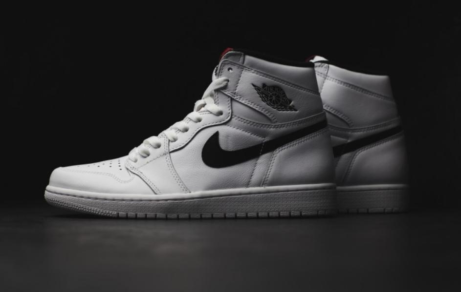 a6d53e97618c48 The Air Jordan 1 High OG Premium Essentials White Debuts Tomorrow ...