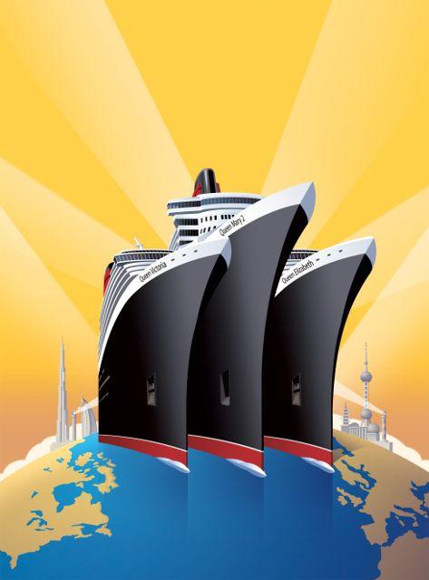 Cunard To Celebrate Th Anniversary In Cruise - Cruise deals 2015