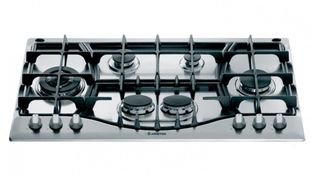 Ariston 900mm 6 Burner Direct Flame Gas Cooktop Kitchen