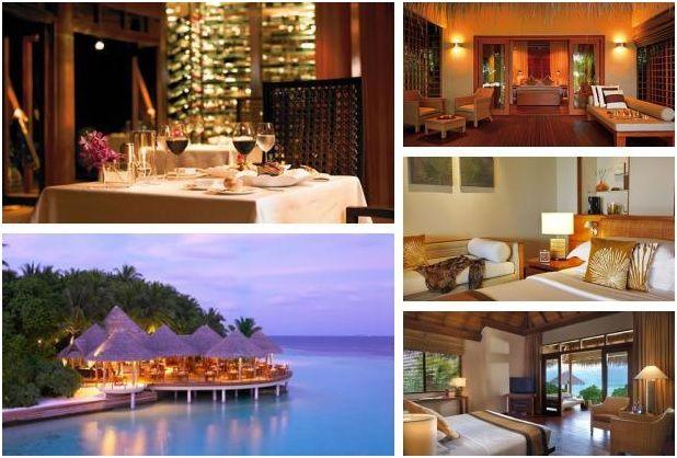 O Baros Maldives  fica situado em Maldivas e é um dos melhores hotéis para a sua estadia na cid...