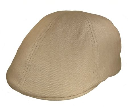 86b0f7e22 3Xl Khaki Flexfit® Driving Cap | Big Dressy Hats | Driving cap ...