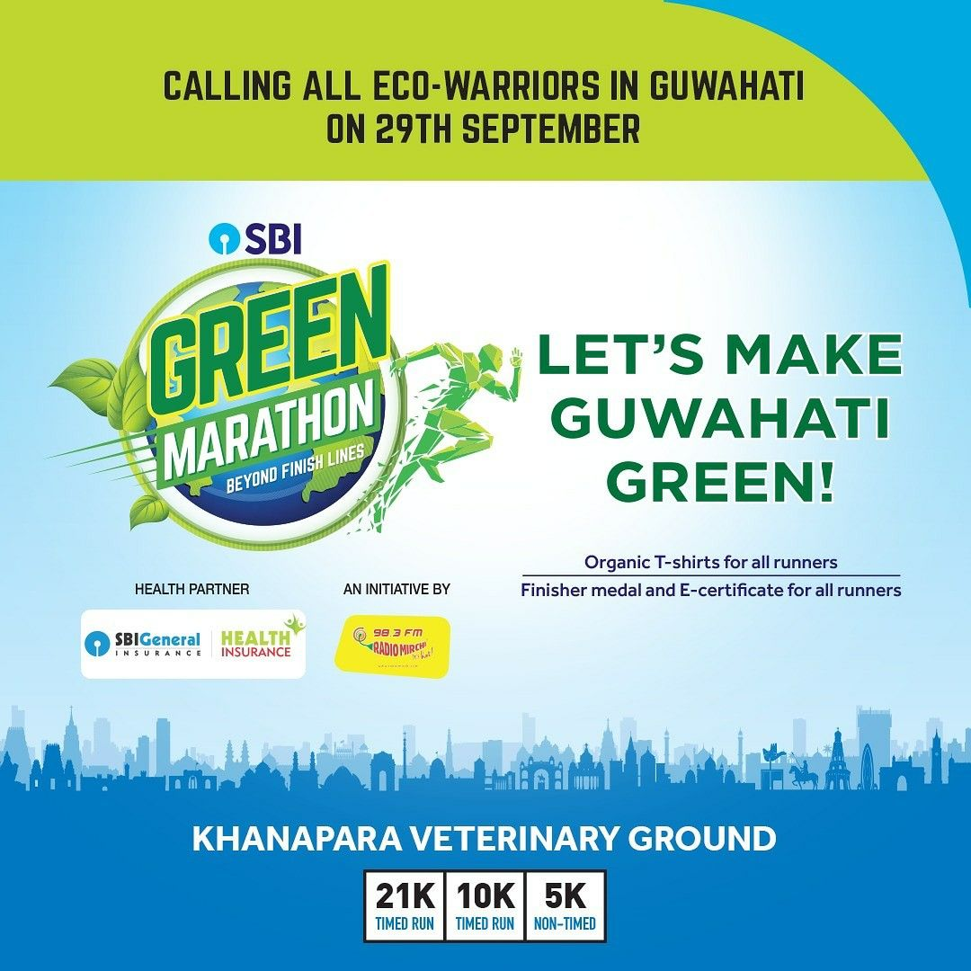 Pin By State Bank Of India On Sbigreenmarathon Green