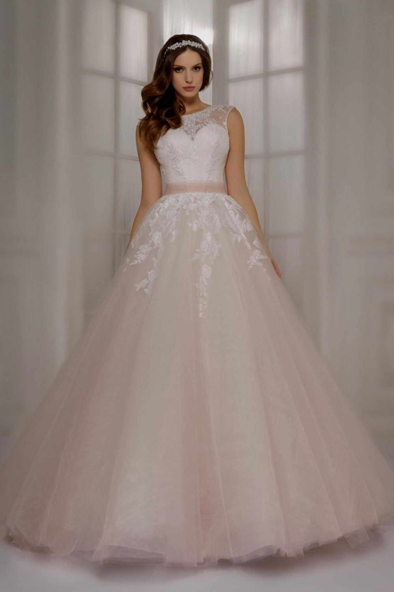 pale pink wedding dresses - dresses for wedding party Check more at ...
