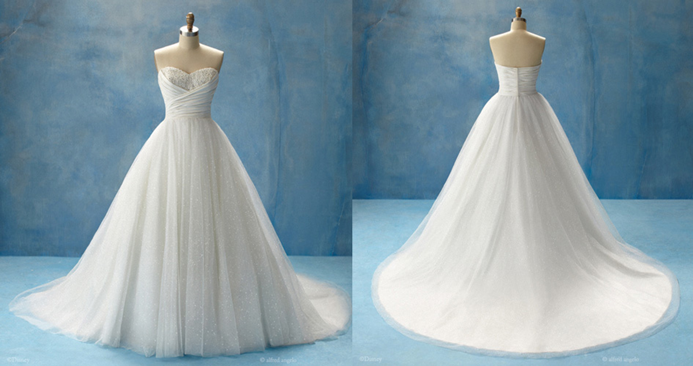 Alfred Angelo Cinderella Style 205 This is the dress I\'m getting ...