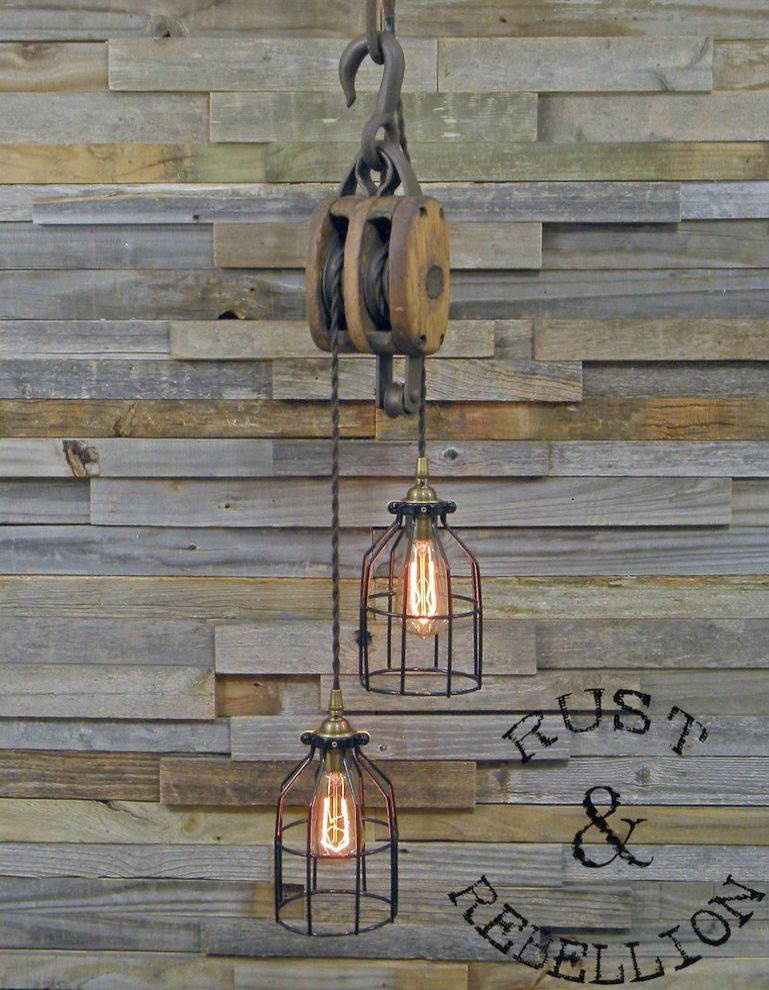Industrial Style Home Decor beyond Home Decor Outlet ...
