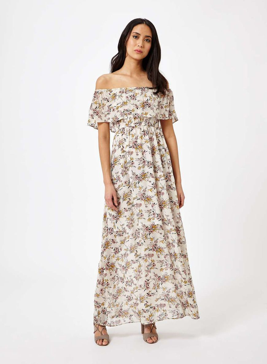 What to wear summer wedding guest dresses miss for Wearing a maxi dress to a wedding