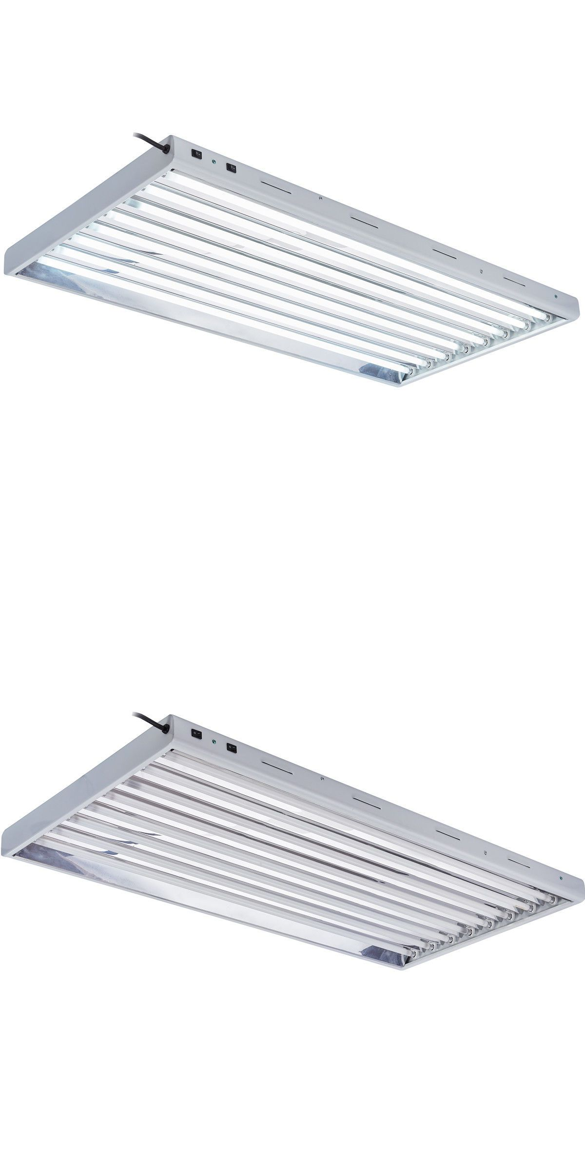 Details About 2ft 4ft T5 Grow Light W 4 6 8 Lamp 24w 54w