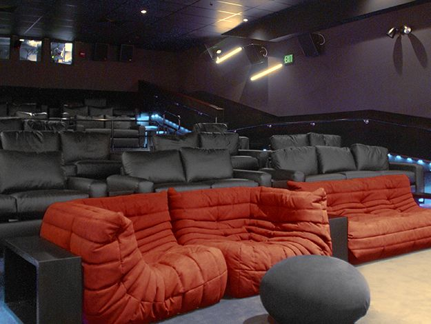 Best Luxury Cinemas In Los Angeles Theater Couches Movie